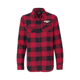MN Bound Ladies Flannel [Out of Stock - Available in October 2017]